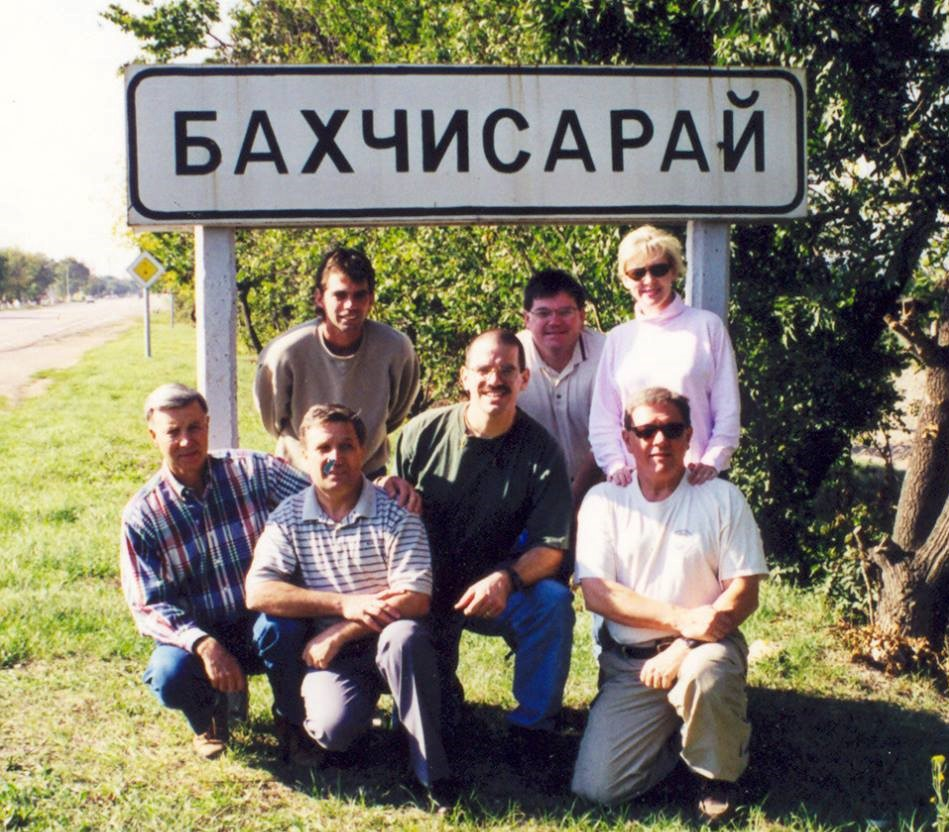 Ukraine sept oct 2000